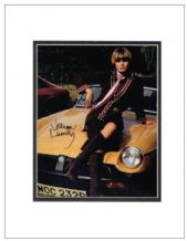Joanna Lumley Autograph Signed Photo - The New Avengers